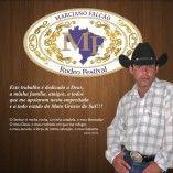 Marciano Falcão (Locutor de Rodeio)