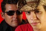 Alex Ferrari e Gabriel