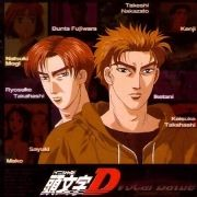 Initial D Vocal Battle Second Stage}