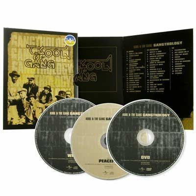 Sound + Vision: Gangthology - 2 CDs + DVD