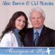 Aline Barros e Cid Moreira - Mensagem de Paz