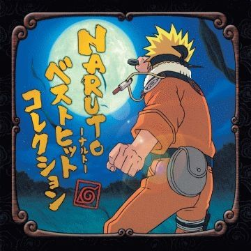 Naruto Best Hit Collection 1