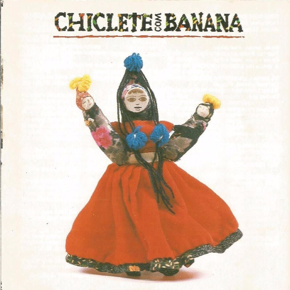 discografia do chiclete com banana