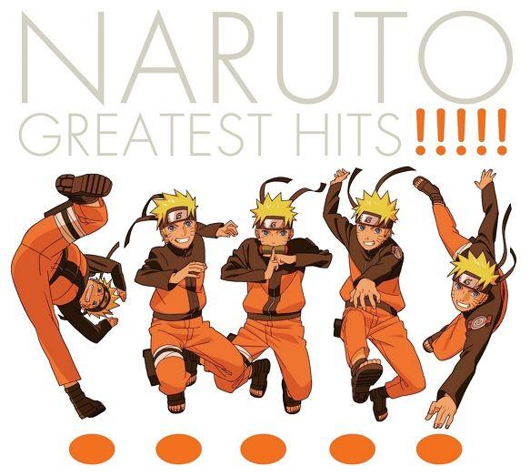 Naruto Greatest Hits!!!!!