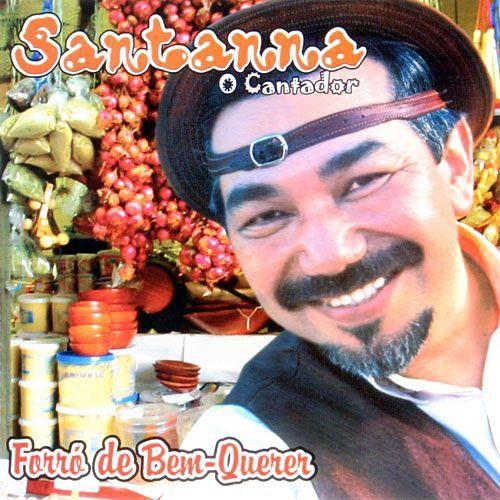 O CANTADOR BAIXAR CD 2001 SANTANNA