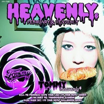 Imagem do álbum February & Heavenly do(a) artista Tommy Heavenly6