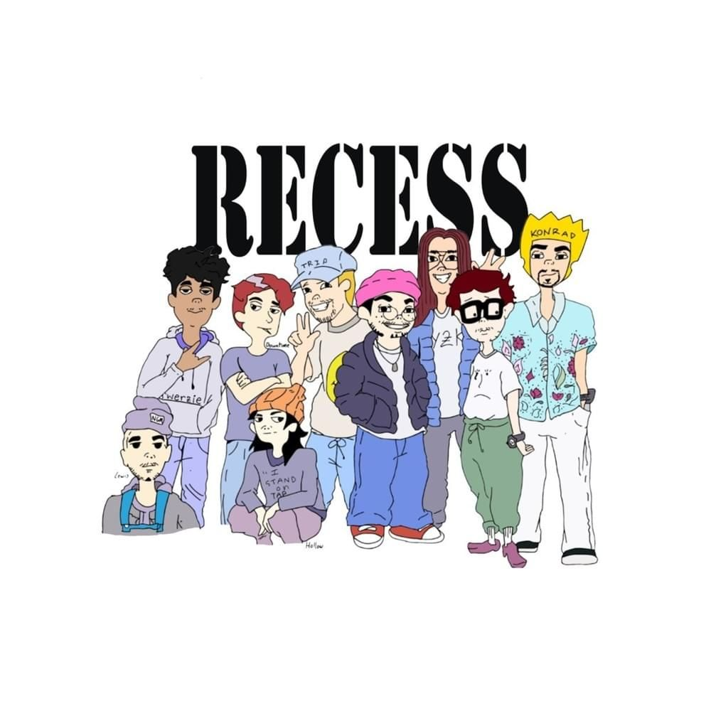 Imagem do álbum Recess do(a) artista bbno$