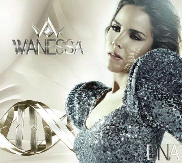 Imagem do álbum DNA do(a) artista Wanessa Camargo
