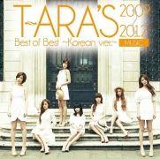 T-ara's Best Of Best 2009-2012 Korean Ver.