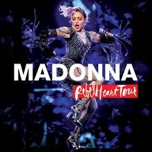 Imagem do álbum Rebel Heart Tour do(a) artista Madonna