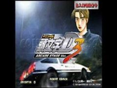 Initial D Arcade Stage 3 Song List}