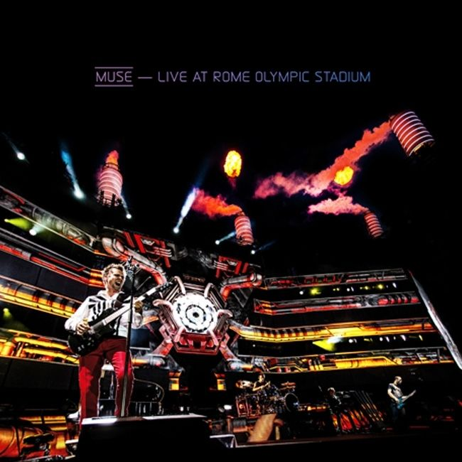 Live At Rome Olympic Stadium DVD