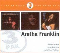 Aretha Franklin - Coleção 3 Pak