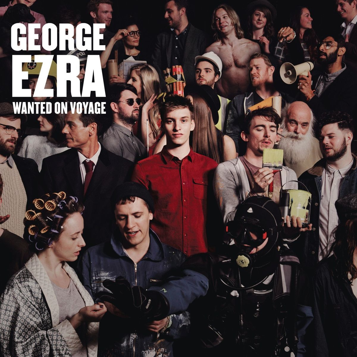 Imagem do álbum Wanted On Voyage (Deluxe Version) do(a) artista George Ezra