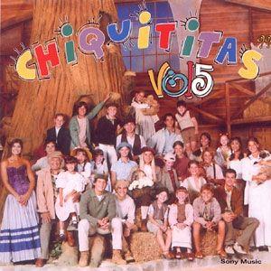 Chiquititas Vol. 5