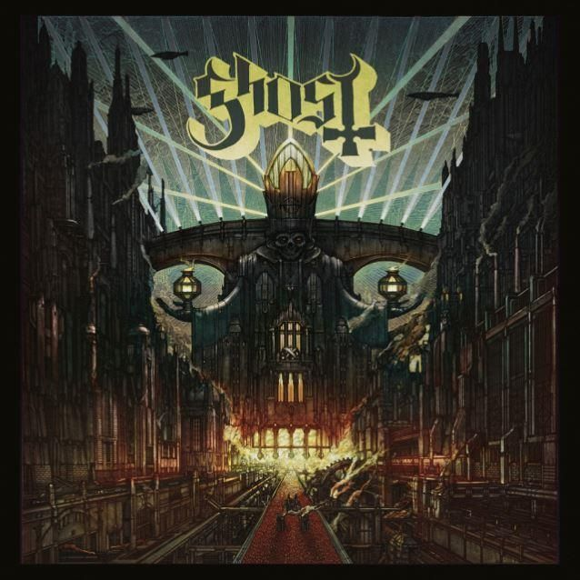 Ghost Letrascom 64 Canciones