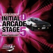 Initial D Arcade Stage 5 Original Soundtracks}