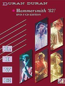Live at Hammersmith '82!