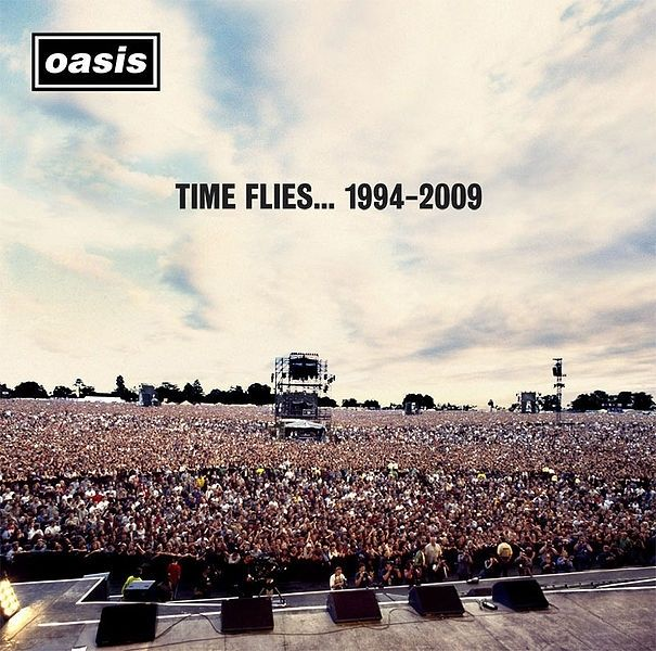 Imagem do álbum Time Flies... 1994-2009 do(a) artista Oasis