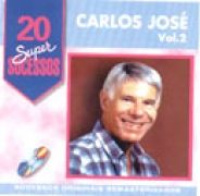20 Supersucessos - Carlos José - Vol II