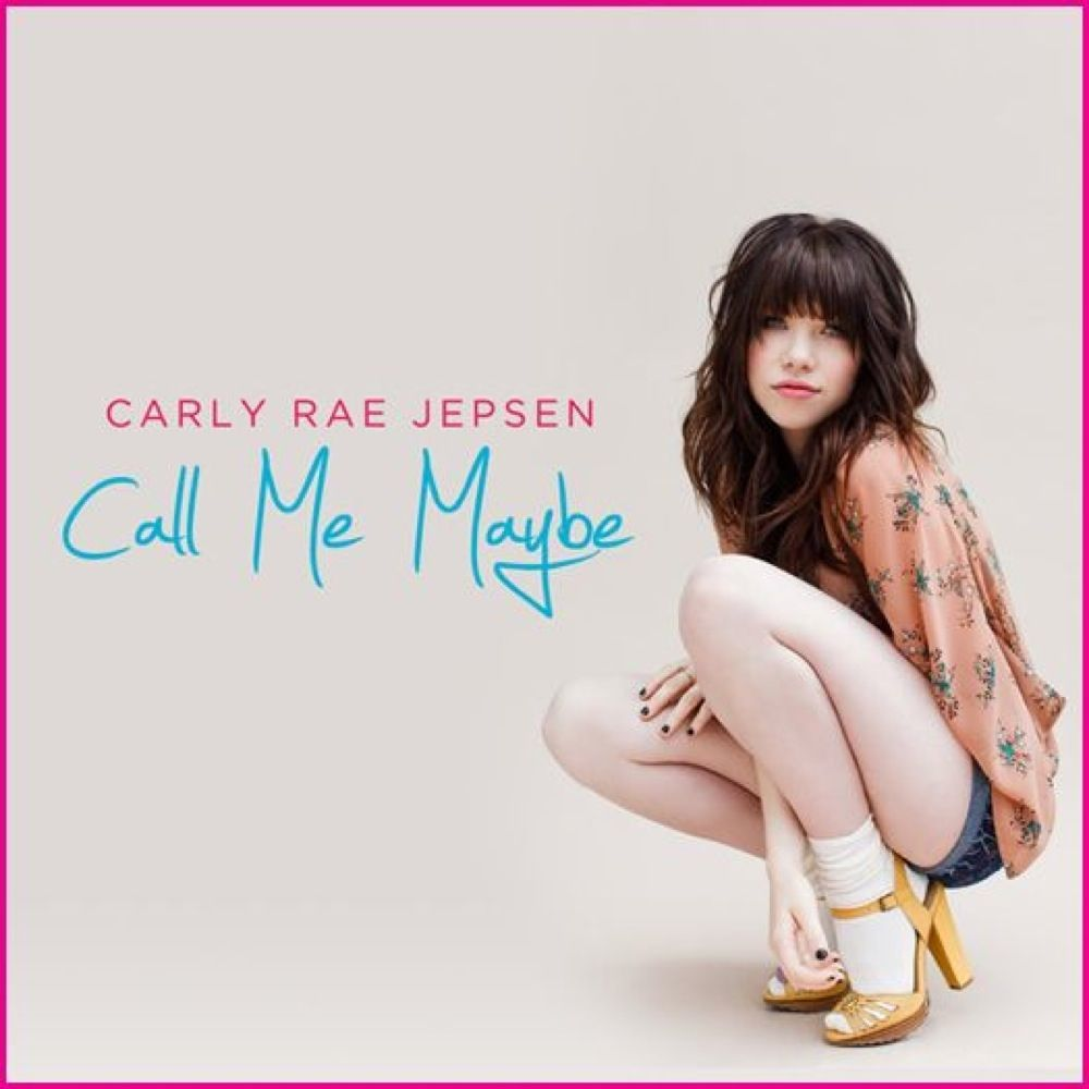 Imagem do álbum Call Me Maybe do(a) artista Carly Rae Jepsen