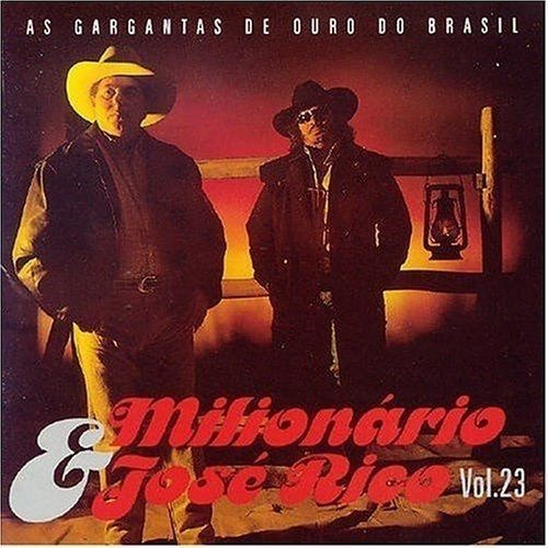 As Gargantas de Ouro do Brasil (vol. 23)