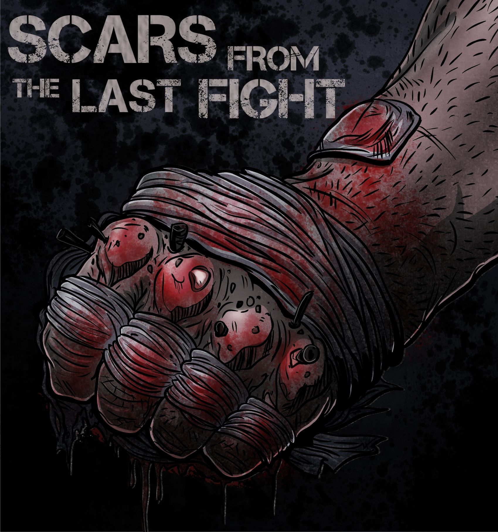 Scars From The Last Fight