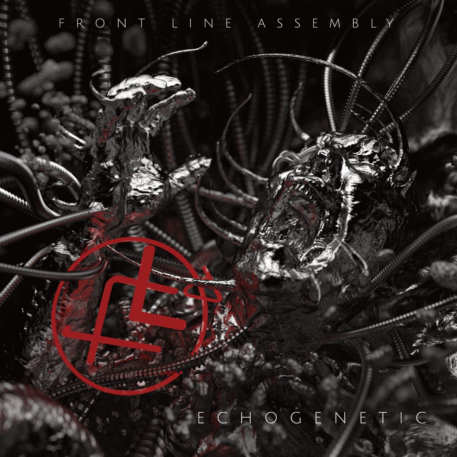 Imagem do álbum Echogenetic do(a) artista Front Line Assembly