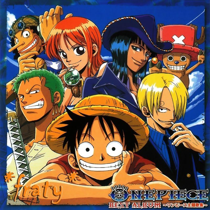 One Piece Letras Com 117 Canciones
