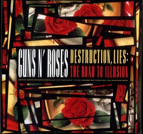 Destruction, Lies : The Road To Illusion