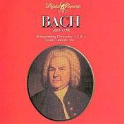Brandenburg Concertos 1,2 & 3