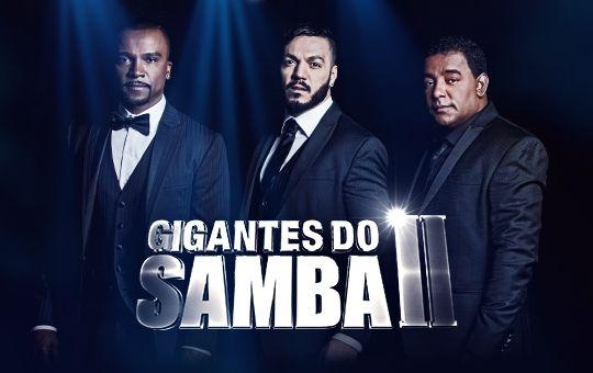 Gigantes do Samba 2