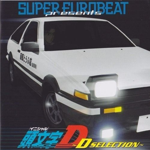 Initial D 1st Stage ~D Selection 1~