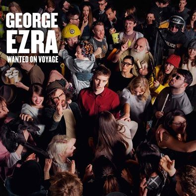 Imagem do álbum Wanted On Voyage do(a) artista George Ezra