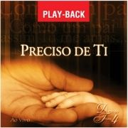 Preciso de Ti (Playback)