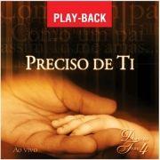 Preciso de Ti (Playback)