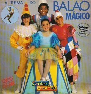A Turma do Balão Mágico (1986)