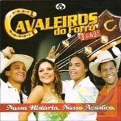 DO CAVALEIROS BAIXAR MINHA DE FORRO CD RAINHA