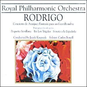 Royal Philarmonic Orchestra - Rodrigo