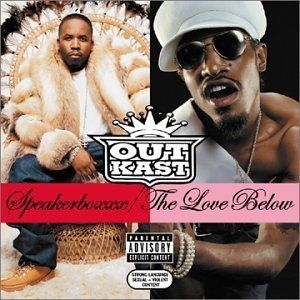 Imagem do álbum Speakerboxxx / The Love Below do(a) artista OutKast