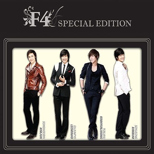 Boys Over Flowers OST 2.5 - F4 Special Edition