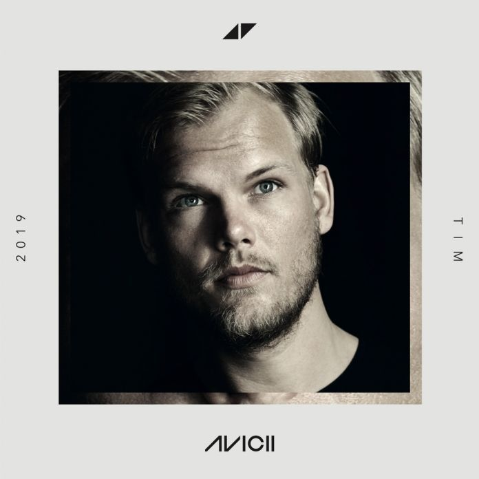 Imagem do álbum TIM do(a) artista Avicii