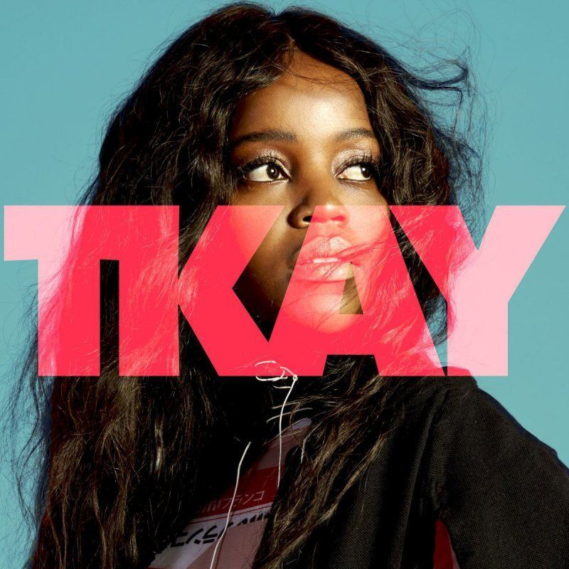 Imagem do álbum TKAY do(a) artista Tkay Maidza