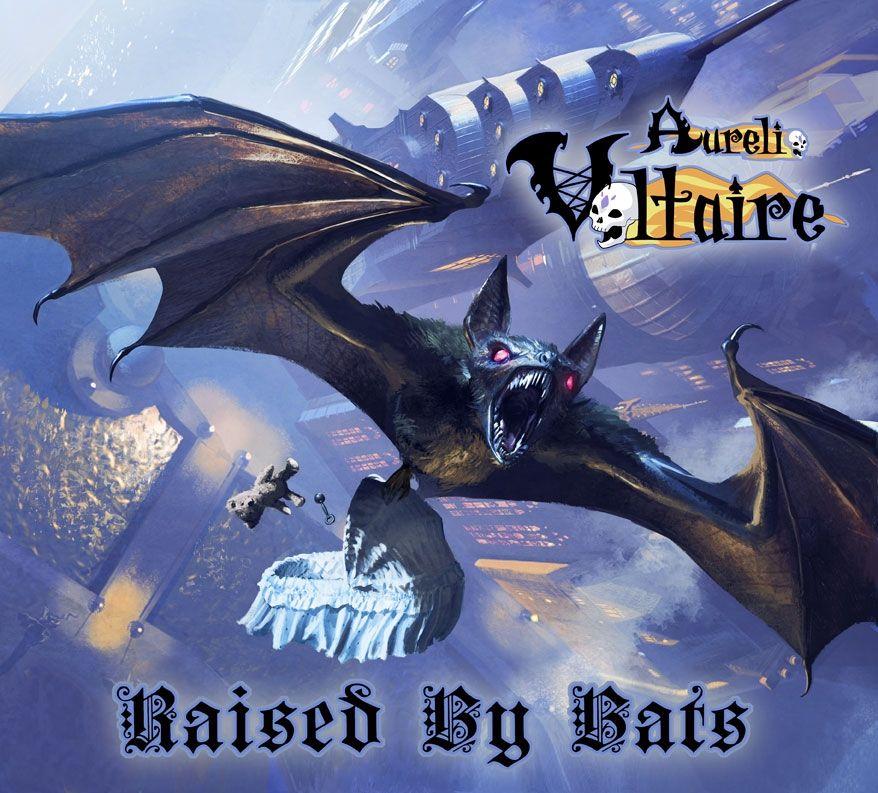 Raised By Bats!