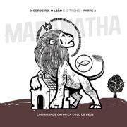 O Cordeiro, o Leão e o Trono - Parte 2 (Ao Vivo)}