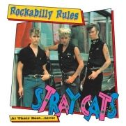 Rockabilly Rules: At Their Best Live - DualDisc