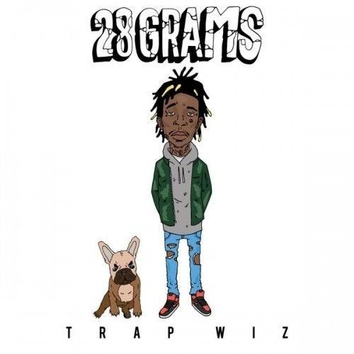 Imagem do álbum 28 Grams do(a) artista Wiz Khalifa