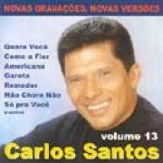 Grandes Sucessos: Carlos Santos