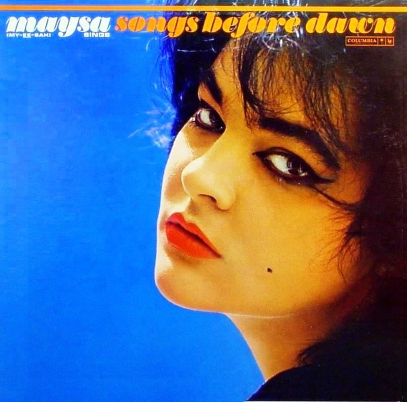 Maysa Sings Songs Before Dawn