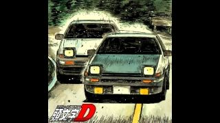 Initial D 5th & Final Stage Non-Stop D Selection}